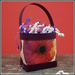 Peaceful poppies tote bag front