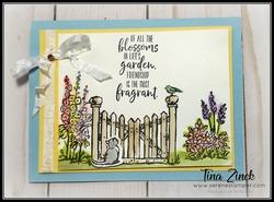 Grace s garden stampin up tina zinck serene stamper