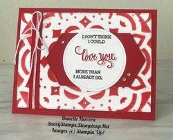 Enjoy life stamp set v day