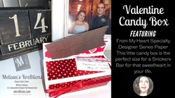Valentine candy box mkre8tions