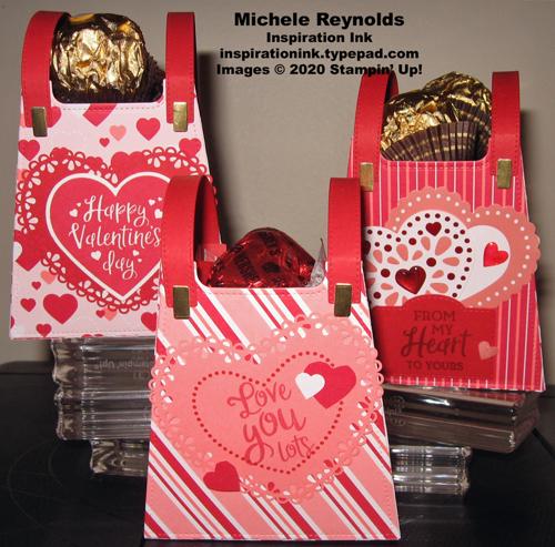 Heartfelt valentine backpacks