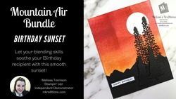 Mountain air bundle birthday sunset mkre8tions
