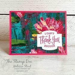 Thankyoulilyimpressions