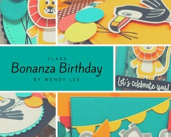 Bonanza birthday collage