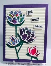 Lovely lily get well