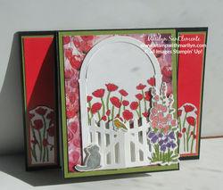 Poppy garden 2w