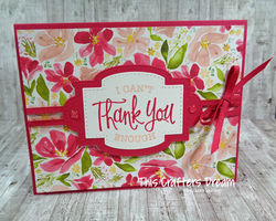 Sosentimental thankyou bestdressed loriskinner stampinup