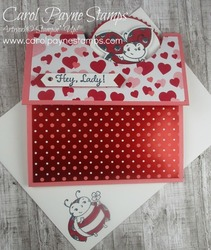 Stampin up little ladybug carolpaynestamps1