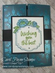 Stampin up tags in bloom carolpaynestamps1