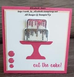 Cut the cake wm