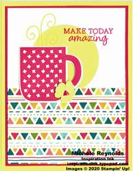 Rise   shine amazing morning watermark
