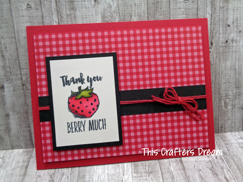 Witty cisms berry1 loriskinner stampinup