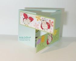 Ladybug fold 2w