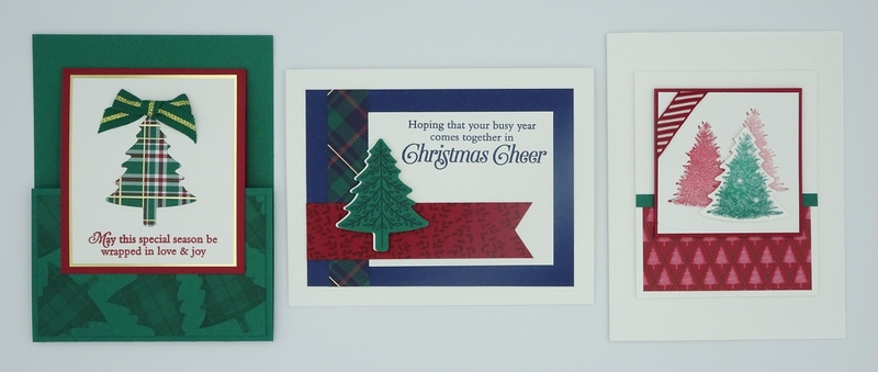 November 2019   wrapped in plaid   all 3 cards