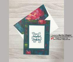 Flip front card 4