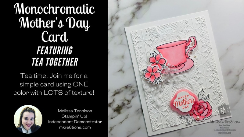 Monochromatic mother s day teat together mkre8tions