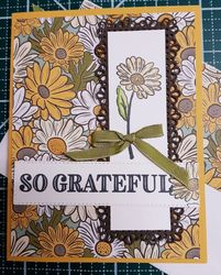 Card ornated garden 04.01.2020