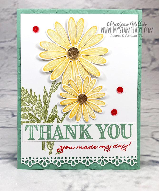 Daisy thanks