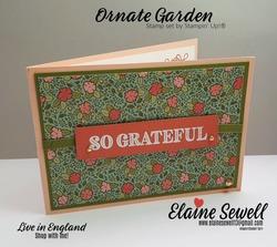 Ornate garden 2