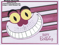 Peaceful moments cheshire cat birthday watermark