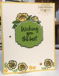 Tagsinbloom card