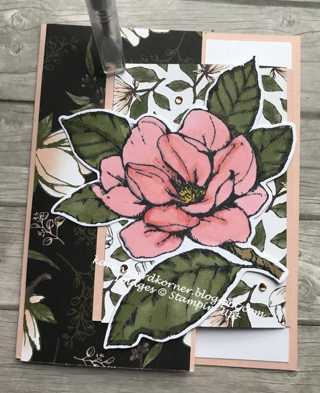 Good morning magnolia