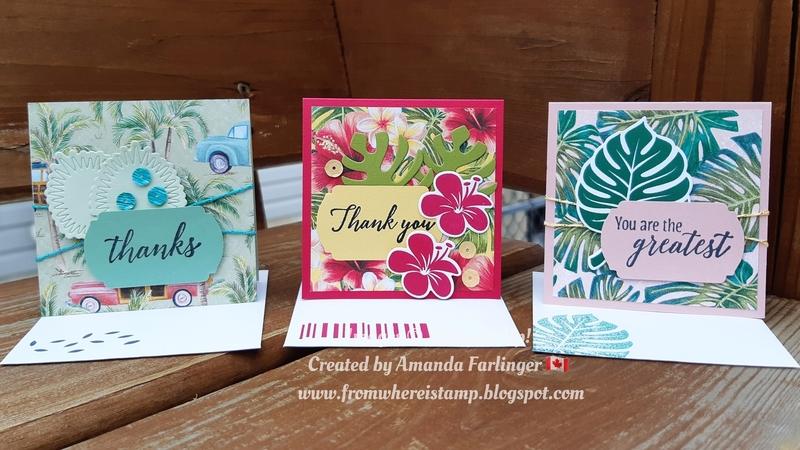 Amanda retreat cards