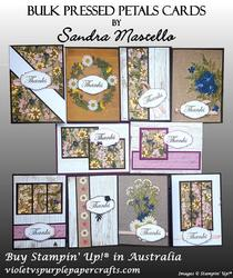 Bulk pressed petals cards 00