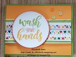 Wash y handswm