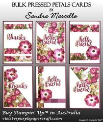 Bulk pressed petals cards merry merlot 00