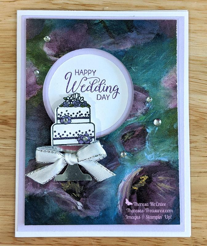 Wedding cake plain wm