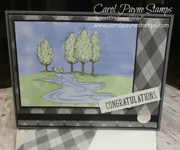 Stampin up country club hello carolpaynestamps1