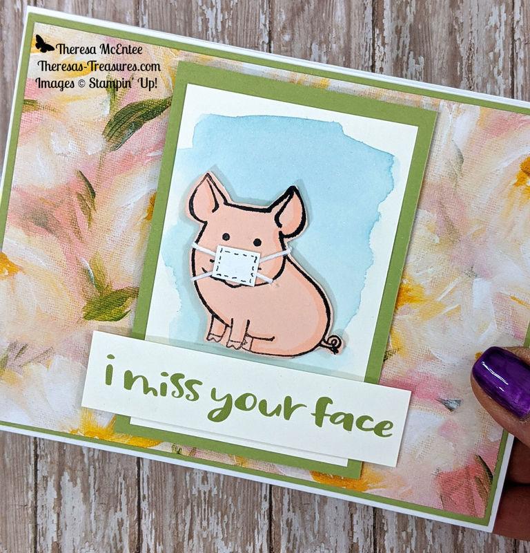 Piggy handheld tilt wm