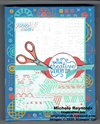 Crafting forever embellishment kit box watermark