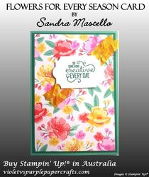 Flowers for every season card 08