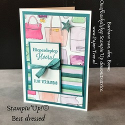 bestdressed  stampinup  sketch  6