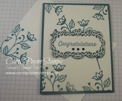 Stampin up flourishing phrases carolpaynestamps1