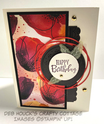 Poppies birthday   card 3   5 31 20
