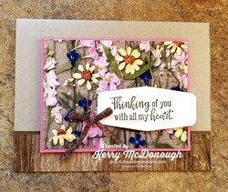 June craft at home card kit 1