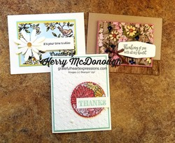 June craft at home card kit