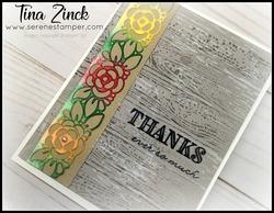 Ornate thanks ornate borders stampin up tina zinck serene stamper
