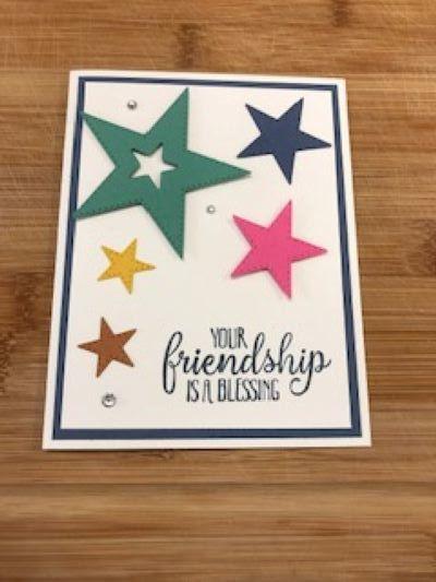 Friendship stars