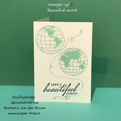 beautifullworld  stampinup  2