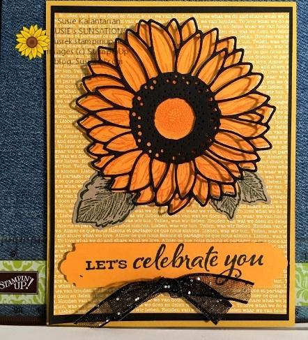 Sunflower text