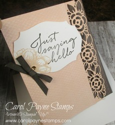 Stampin up petal pink tasteful touches carolpaynestamps2