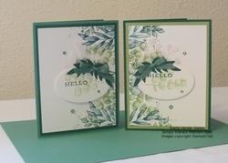 Split card forever fern bundle