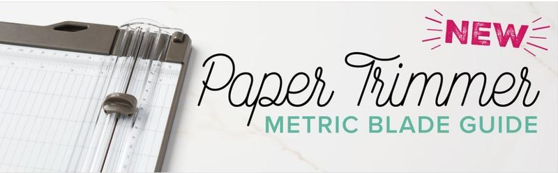 2020 paper trimmer metric blade guide