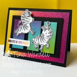 Zany zebras2