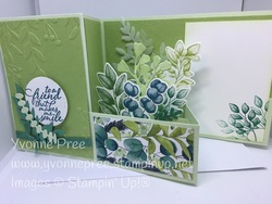 Layout z fold pop up box