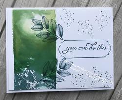 Forever fern encouragement